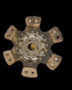 Металлокерамические накладки дисков сцепления