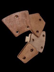 Металлокерамические накладки дисков сцепления - фото 2